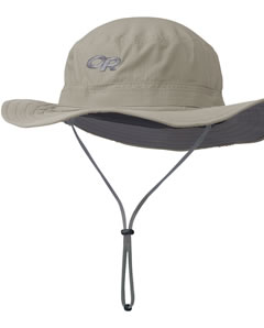 Sun hat (peak caps do not offer enough protection) for climbing mt kilimanjaro
